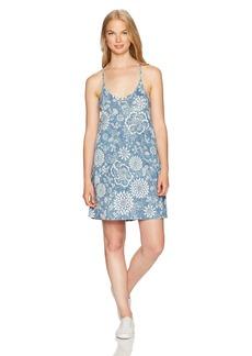 Billabong Women's Find Love Racerback Knit Dress  S