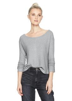 Billabong Women's First Glance Long Sleeve Top  L
