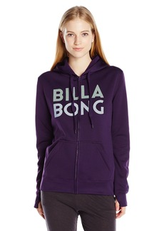 Billabong Junior's Granite Zip Technical Fleece Hoodie  S