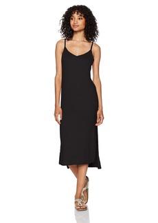 Billabong Women's Great News Knit Tank Midi Dress  XS