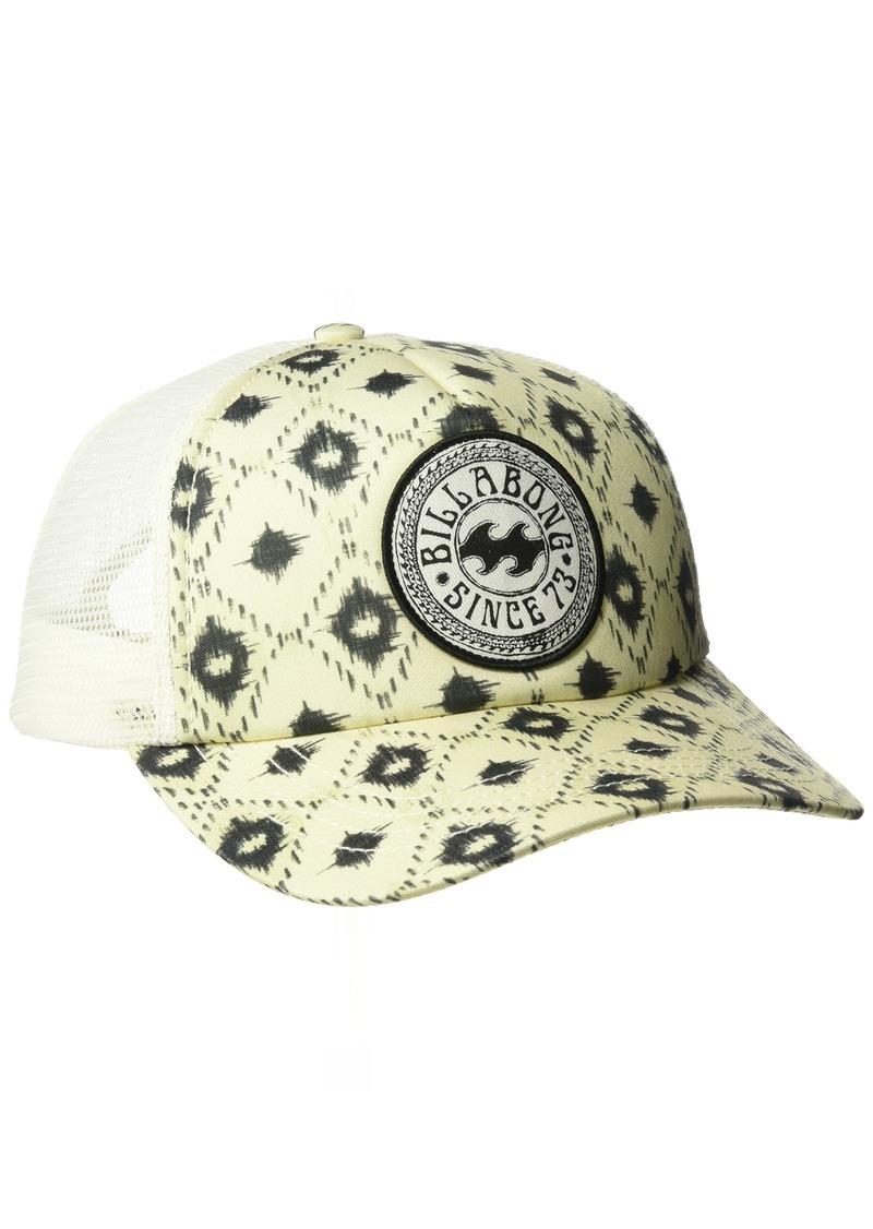 02d6e624 Billabong Billabong Women's Heritage Mashup Trucker Hat