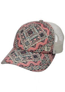 Billabong Women's Heritage Mashup Trucker Hat