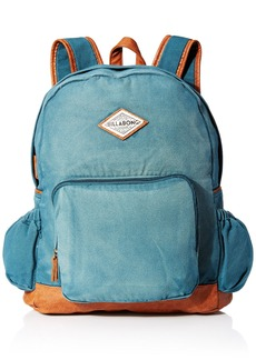 Billabong Women's Home Abroad Canvas Backpack Sugar Pine