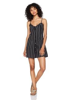 Billabong Women's Hot Hap Stripe Dress  L
