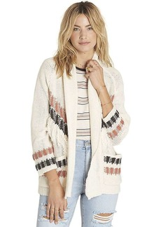 Billabong Women's In Stitches Cardigan