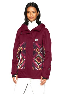 Billabong Women's Jara Snow Jacket  L