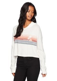 Billabong Women's Let It Out Hooded Top  S