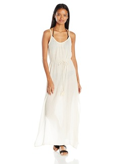 Billabong Women's Lex Guaze Maxi Dress Cover up
