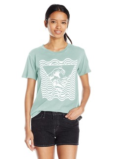 Billabong Women's Lost Control Tee  L
