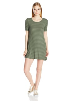 Billabong Women's Lost Heart Stripe Dress  XS