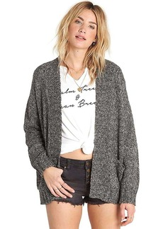 Billabong Women's Luna Day Cardi Sweater
