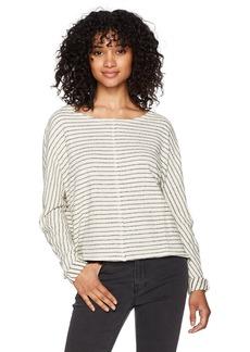 Billabong Women's Move on Pullover Sweatshirt  M
