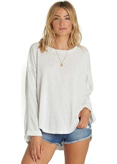 Billabong Women's My Mind LS Shirt