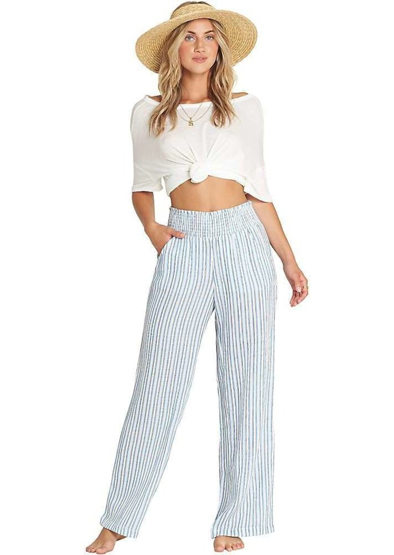 Billabong Women's New Waves Stripe Pant