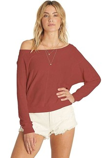 Billabong Women's No Regrets Pullover