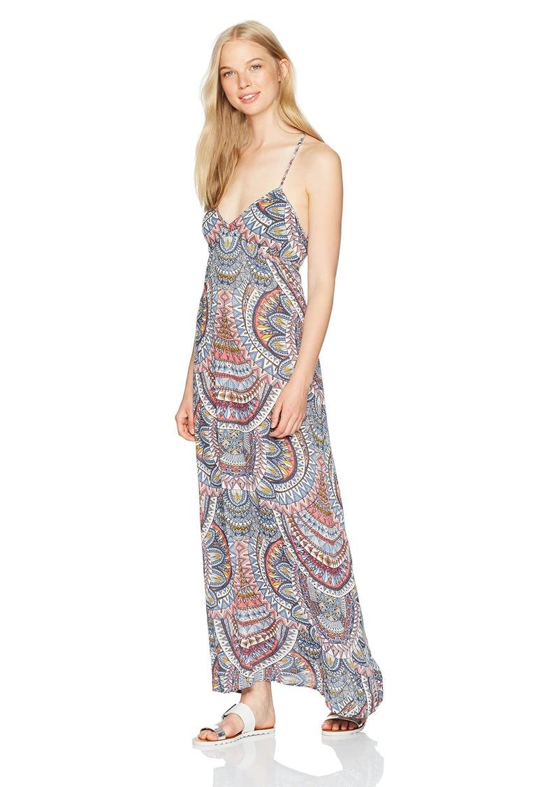 1e718f51bf Billabong Billabong Women s Places to Be Printed Maxi Dress L