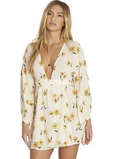 Billabong Women's Relax on High Wrap Dress