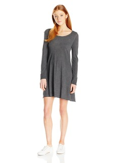 Billabong Junior's Same Day Long Sleeve Knit Dress  S