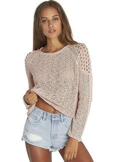 Billabong Women's See Ya Soon Sweater