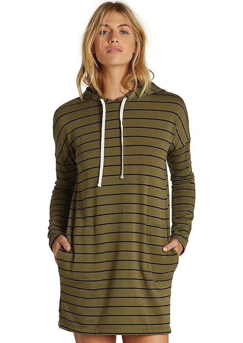 Billabong Women's So Easy Sweatshirt Dress