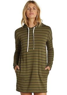 Billabong Women's So Easy Sweatshirt Dress