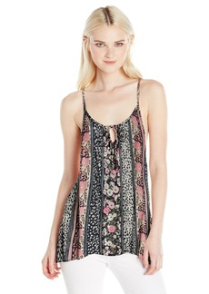 Billabong Junior's Spring Seas Spaghetti Tank Top