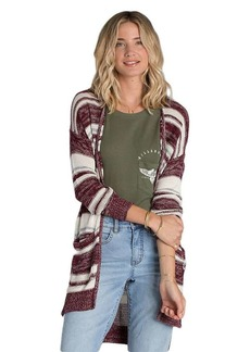 Billabong Women's Stripes Over You Sweater