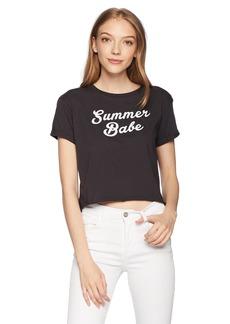 Billabong Women's Summer Babe Tee  S