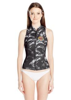 Billabong Women's Surf Capsule Neoprene Salty Dayz Rashguard Vest