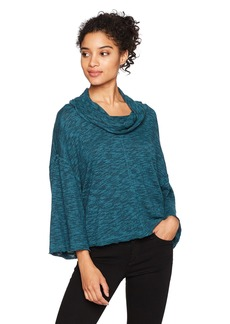 Billabong Women's Take a Stand Pullover Sweatshirt  S