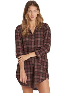 Billabong Women's Tales Of Winter Shirt Dress