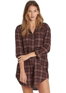 Billabong Women's Tales Of Winter Shirt Dress