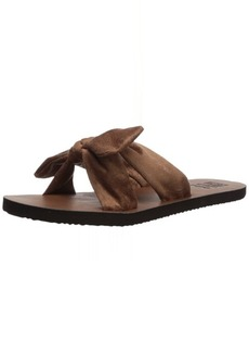 Billabong Women's Tied up Flat Sandal  9 M US