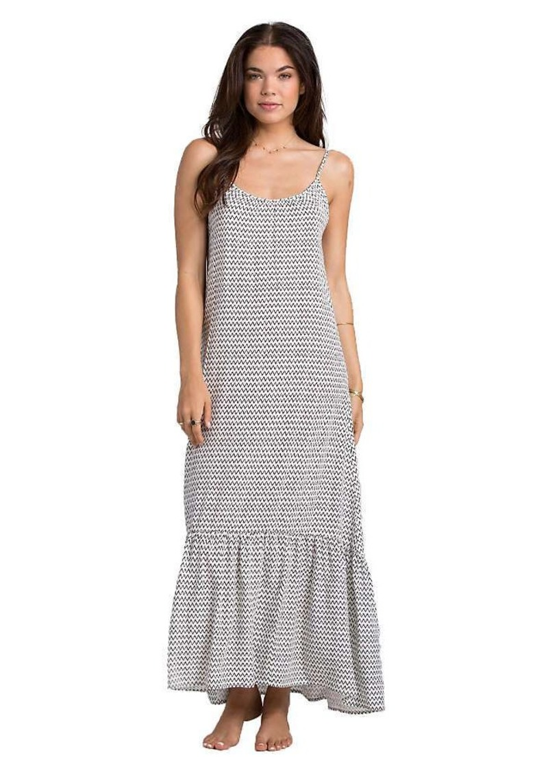 Billabong Women's Wave Chaser Maxi Dress