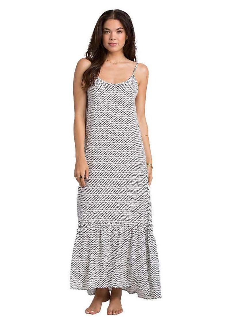 Billabong Women's Wave Chaser Maxi Dress