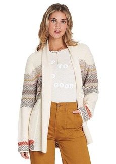 Billabong Women's We Wrapping Cardigan