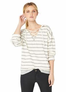 Billabong Women's Weekend Lover Hooded Sweatshirt  L