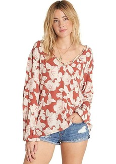 Billabong Women's Winding Roads Top