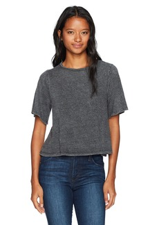 Billabong Women's Wound up Cross Back Tee  S