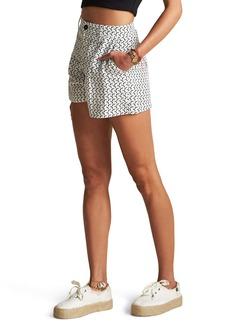 Billabong x Sincerely Jules Hard To Tell Linen Blend Shorts