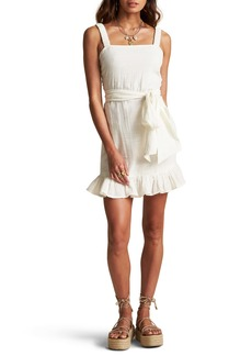 Billabong x Sincerely Jules Saw It Coming Sleeveless Cotton Sundress