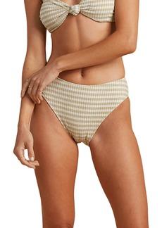 Billabong x The Salty Blonde Meet Your Matcha Maui Rider Bikini Bottoms