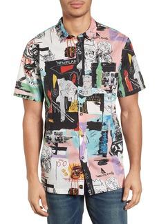 Billabong x Warhol Factory Shirt
