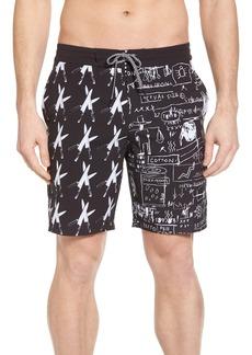 Billabong x Warhol Knives Lo Tides Board Shorts