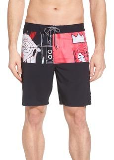 Billabong x Warhol New Flame Board Shorts
