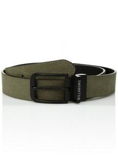 Billabong Men's Split Reversible Belt  L