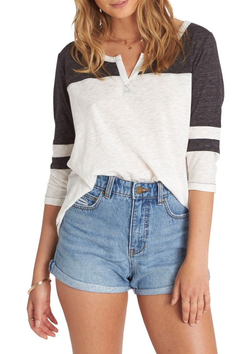 Billabong Your Side Knit Tee