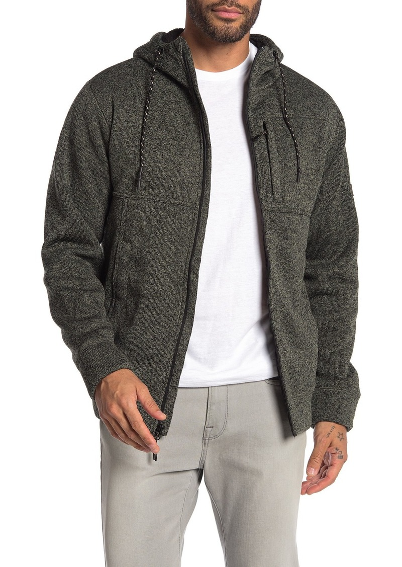 Billabong Boundary Fleece Zip Hoodie