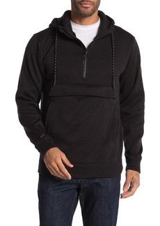 Billabong Boundary Half Zip Pullover Hoodie