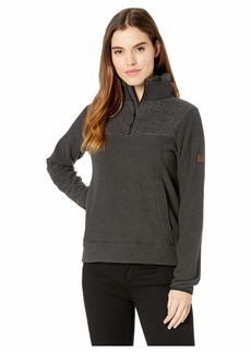 Billabong Boundary Mock 1/2-Zip Fleece Top